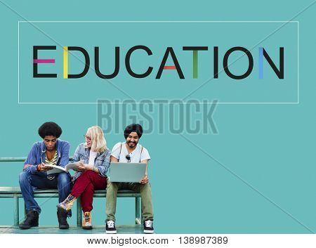 Education Knowledge Studying Learning University Concept