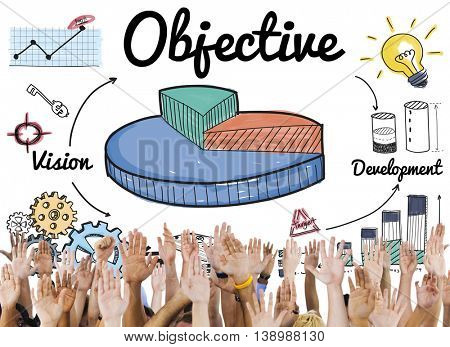 Objective Target Aspirations Aim Purpose Concept