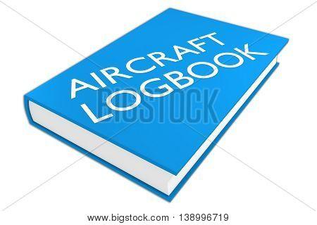 Aircraft Logbook - Aviation Concept