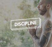 Discipline Common Control Regulation Spirit Concept poster