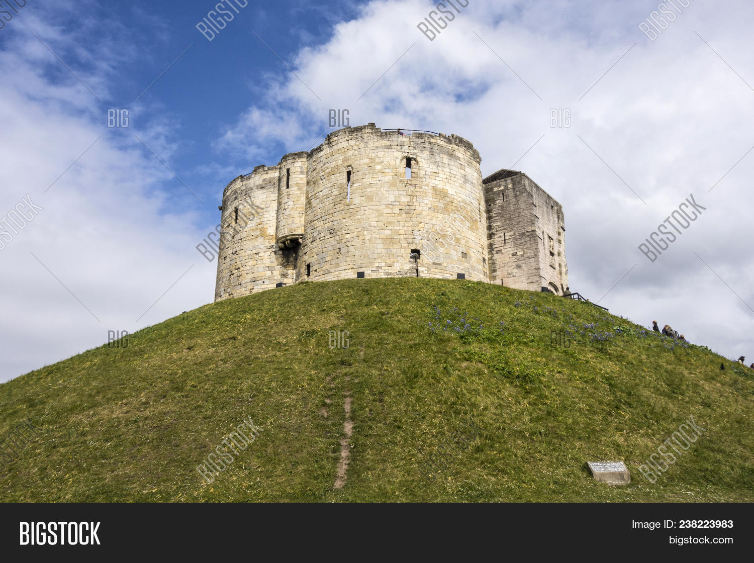 Wide Angle Shot York Image & Photo (Free Trial) | Bigstock