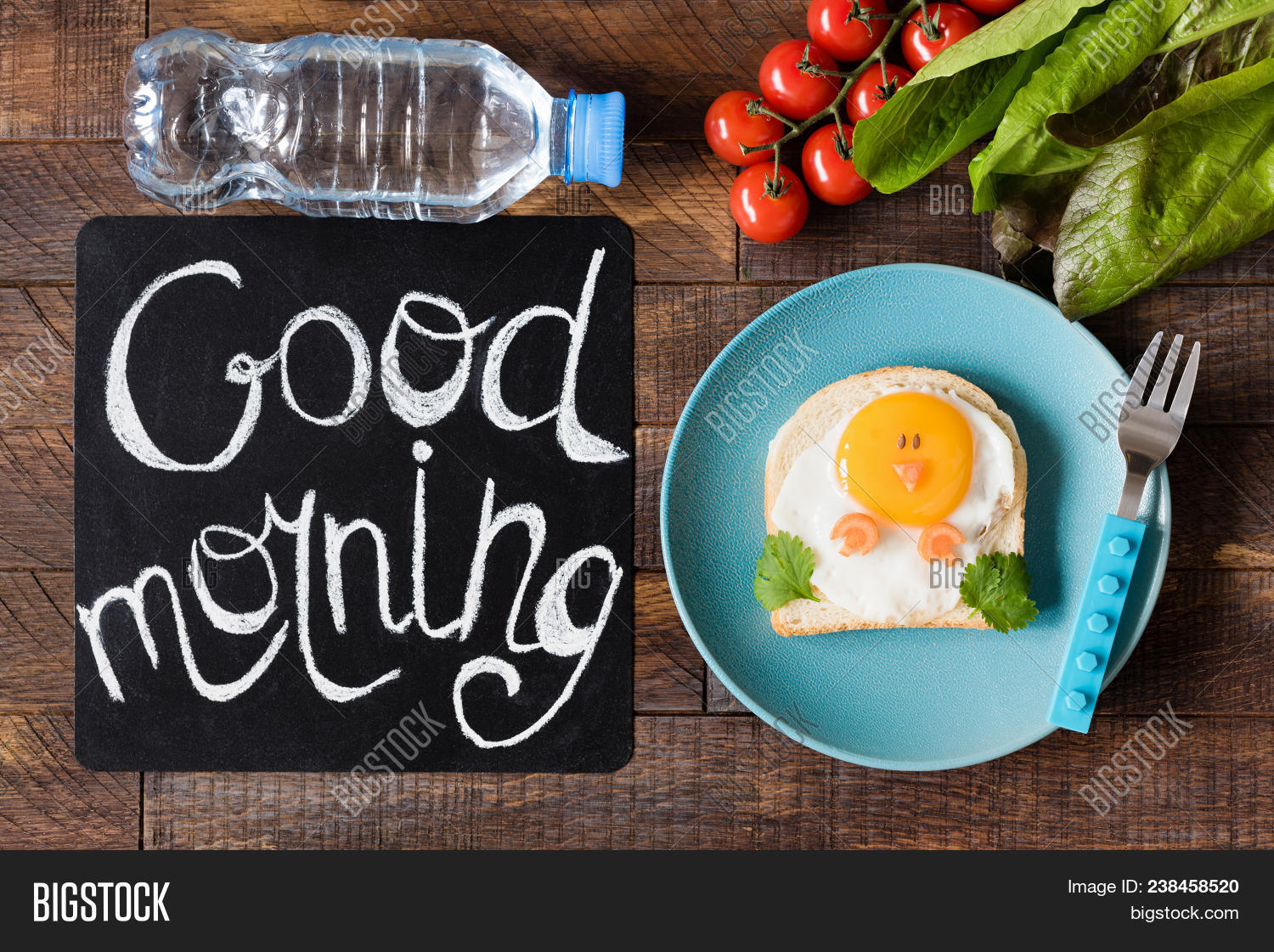 Good Morning Breakfast Image Photo Free Trial Bigstock