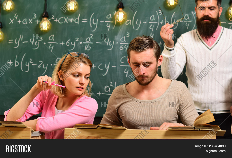 Bearded Teacher, Image & Photo (Free Trial)   Bigstock