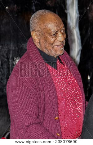 NEW YORK, NY - NOVEMBER 06: Bill Cosby  attends the 7th annual 'Stand Up For Heroes' event at Madison Square Garden on November 6, 2013 in New York City.