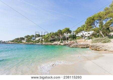 Cala D'or, Mallorca - Smoothe Breakers At The Beach Of Cala D'or