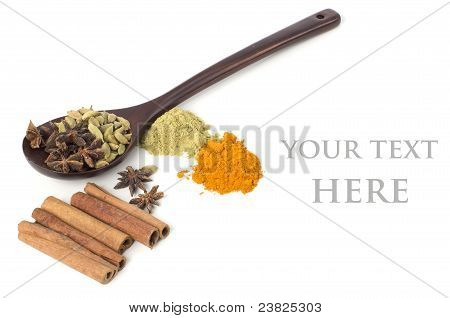 Asian Herbs And Spices