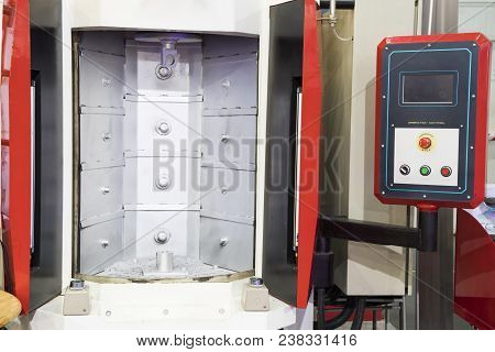 Shot Blast Machine For Metal Surface Cleaning