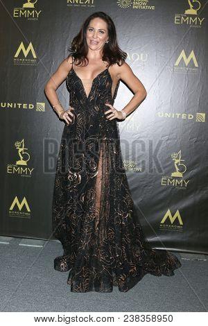 LOS ANGELES - APR 27:  Jade Harlow at the 2018 Daytime Emmy Awards - Creative at Pasadena Civic Auditorium on April 27, 2018 in Pasadena, CA
