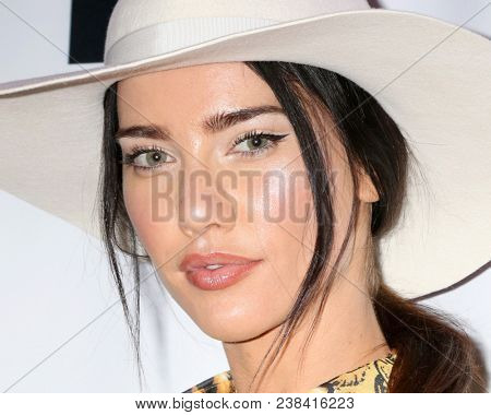LOS ANGELES - APR 25:  Jacqueline MacInnes Wood at the NATAS Daytime Emmy Nominees Reception at Hollywood Museum on April 25, 2018 in Los Angeles, CA