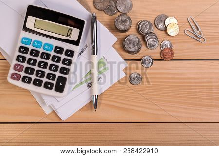 Invoice Past Due Final Notice Letter From Bank, Check Due Date For Payment, Tax Season, Vendor Of Fi