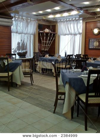 Interiors Restaurant.
