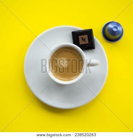 Nespresso Images Illustrations Vectors Free Bigstock