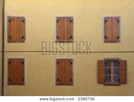Nice House With Nice Windows