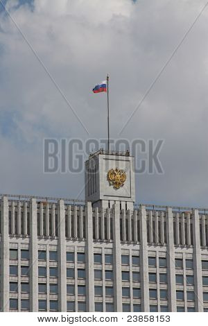 Russian White House of Government