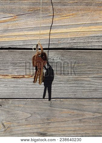 The Keys Hang On The Rope Day, Hanging, Background