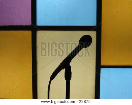 Microphone Music