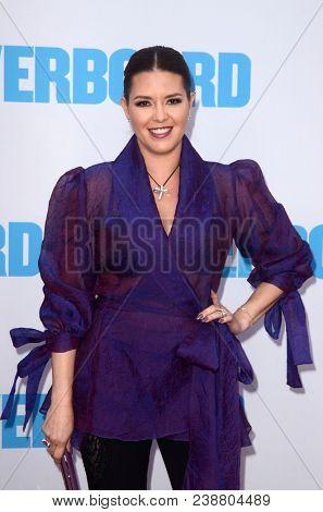 LOS ANGELES - APR 30:  Alicia Machado at the