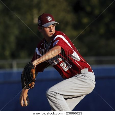 Senior League Baseball World Series Contrast