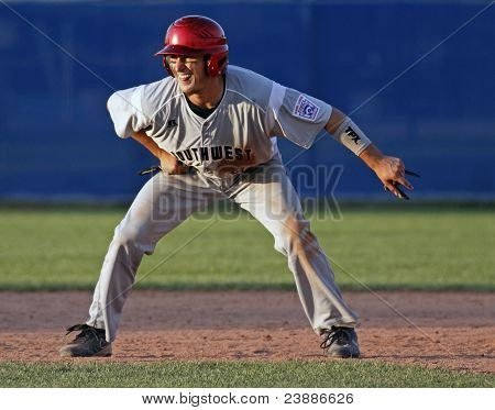 Senior League Baseball World Series Lead