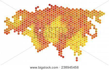 eurasia map vector vector photo free trial bigstock