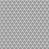 Modern seamless geometry pattern. Arrowhead pattern. Abstract geometric vector background. Pillow print. Monochrome retro texture. Modern stylish texture. Hipster fashion design. poster