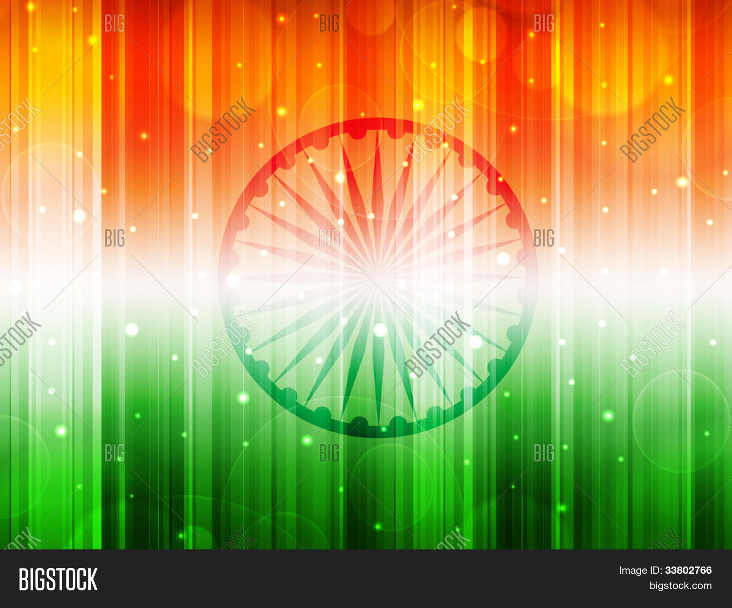 Indian Flag Theme: Indian Flag Theme Vector & Photo (Free Trial)