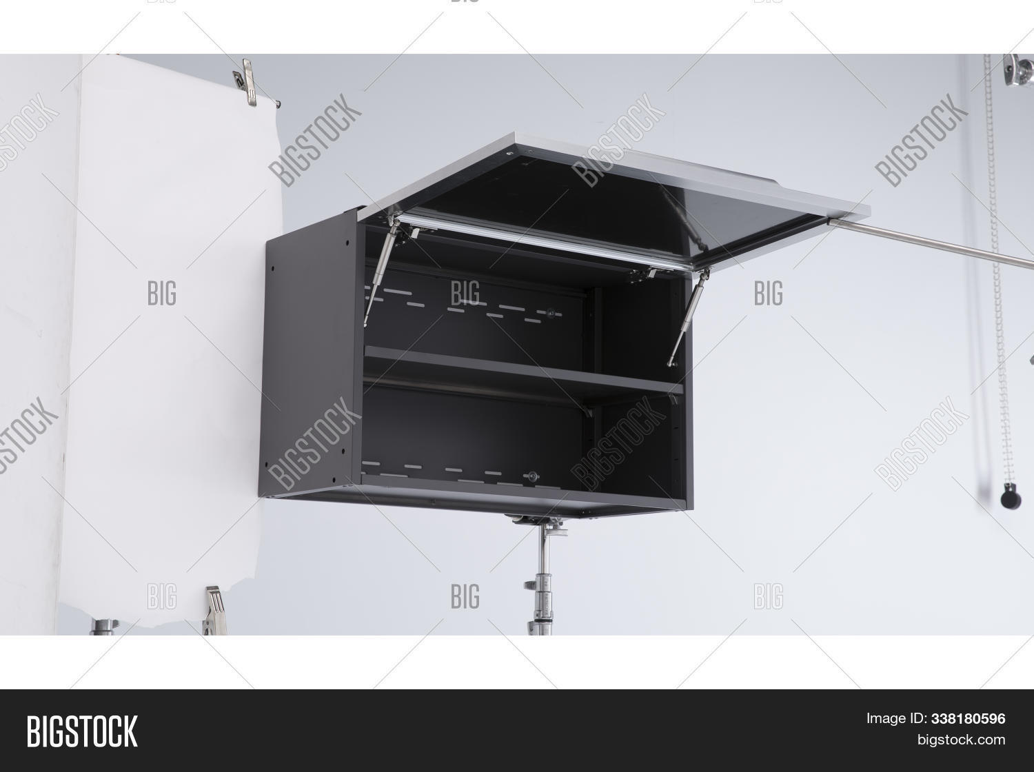 Wall Mounted Drawer Image Photo Free Trial Bigstock