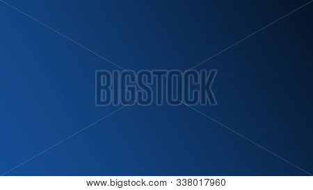 Background Blue Abstract, Dark Gradient. Stock Image Of Abstract Luxury Beautiful Dark Blue Or Navy