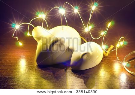 Mouse Figurine As A New Year Symbol