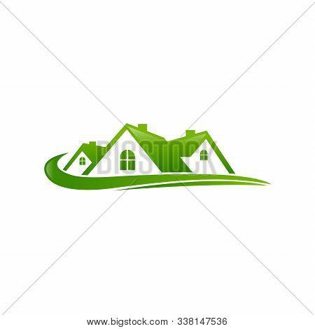 Real Estate Logo, House Logo, Home Logo Template
