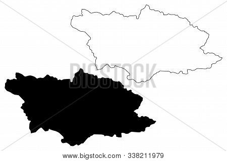 Racha-lechkhumi And Kvemo Svaneti Region (republic Of Georgia - Country, Administrative Divisions Of