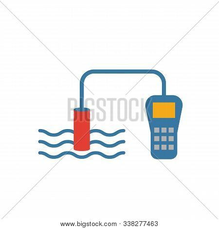 Water Quality Sensor Icon. Simple Element From Sensors Icons Collection. Creative Water Quality Sens