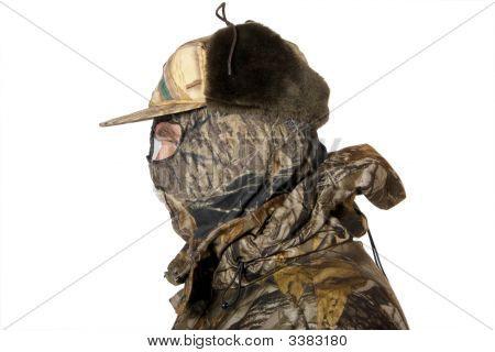Hunter In Profile