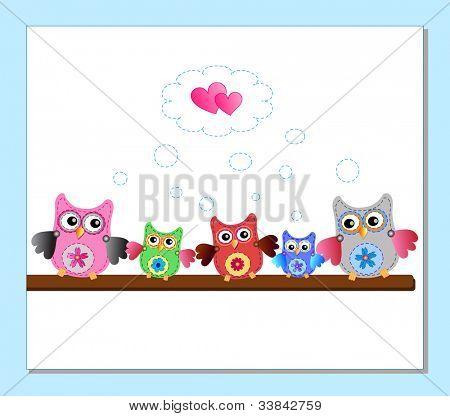 little sweet owls