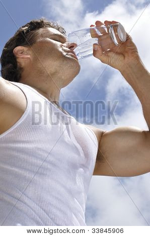 Thirsty Man