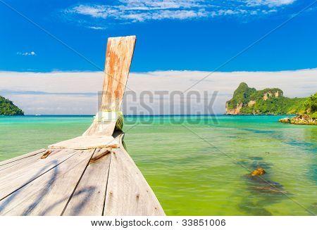 Seascape Serenity Ship Nose