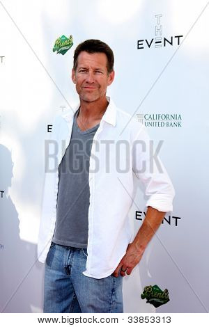 LOS ANGELES - JUN 9:  James Denton arriving at