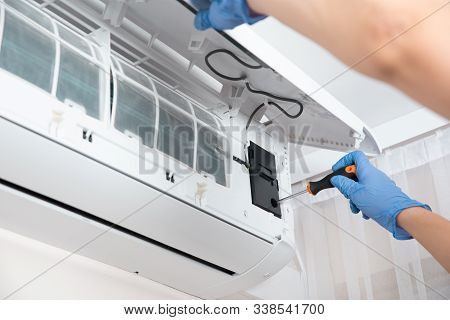 Air Conditioner Unit Service