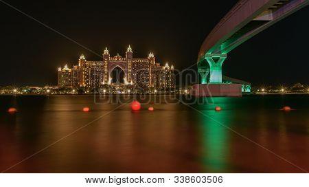 The Pointe Area Near Atlantis Hotel, Dubai, United Arab Emirates