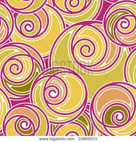 Stylish seamless pattern