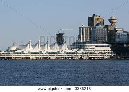 Canada Place, Vancouver