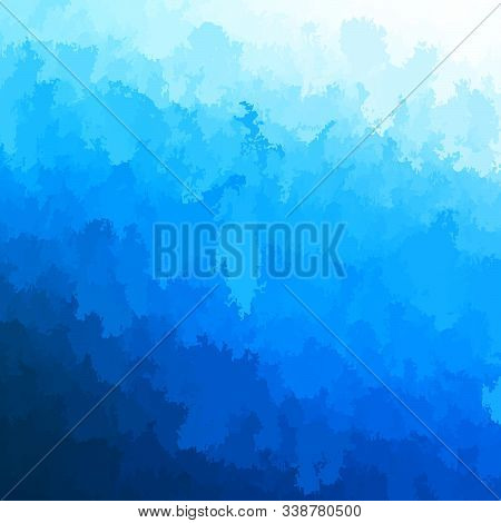 Abstract Modern Vector Background, Square Format. Digitally Generated Contemporary Wallpaper. Vibran