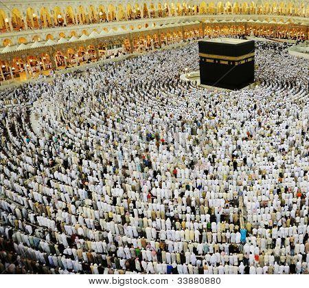 Kaaba Mekka Hadsch Muslime