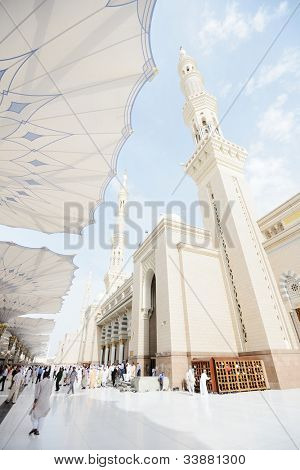 Medina - Islamic Holy Place