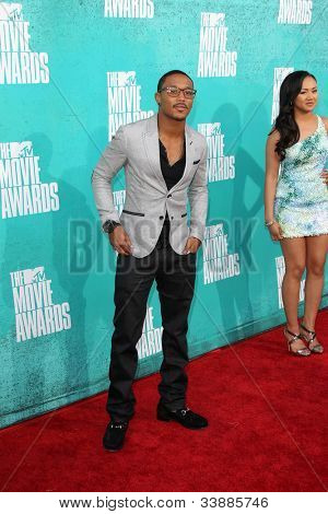 LOS ANGELES - JUN 3:  Lil Romeo arriving at the 2012 MTV Movie Awards at Gibson Ampitheater on June 3, 2012 in Los Angeles, CA