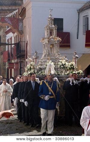 Corpus Cristi procession 8