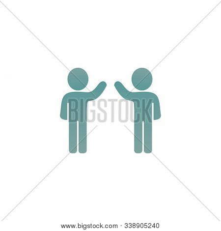 Twin Icon Vector On White Background, Twin Trendy Filled Icons, Twin Simple Element Illustration