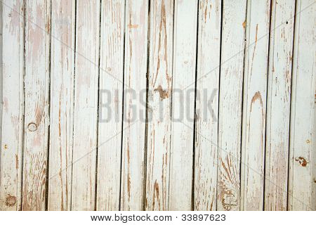 Grunge background from weathered wooden plank
