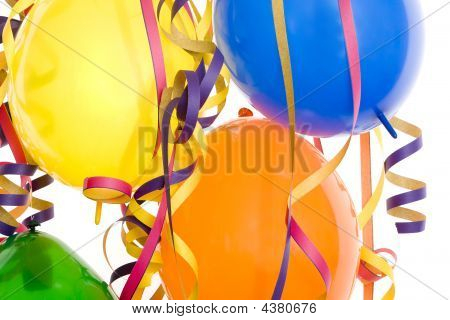 Decoration Party, Carnival And Birthday