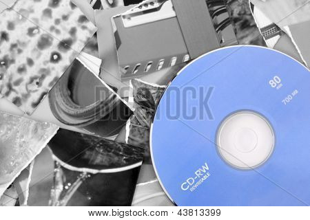 Photo of Put your images in CD
